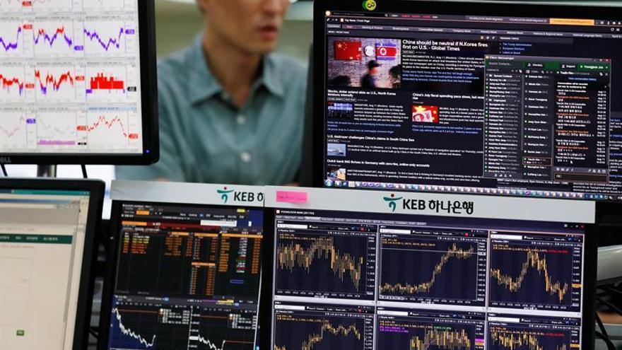 La Bolsa de Seúl sube un 0,29 por ciento en la apertura