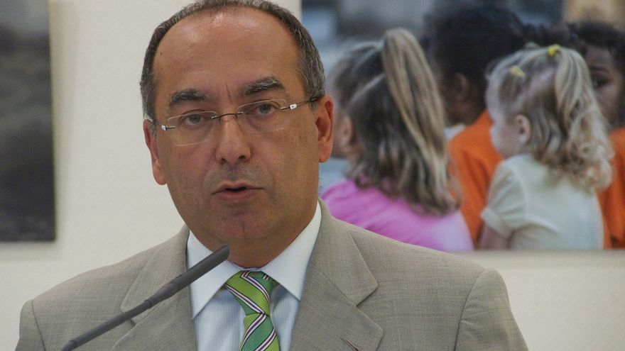 El diputado socialista por La Gomera, Julio Cruz