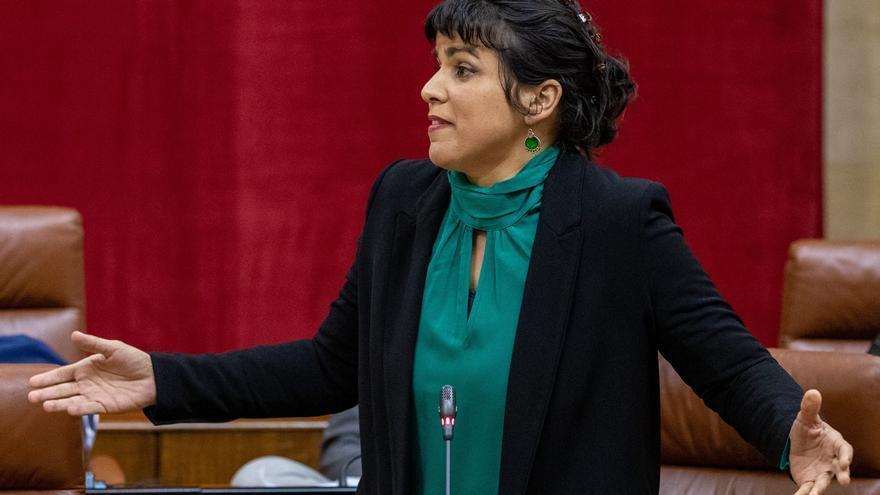 Teresa Rodríguez reclama 60.000 euros a Dina Bousselham por acusarla de quedarse con dinero de Podemos