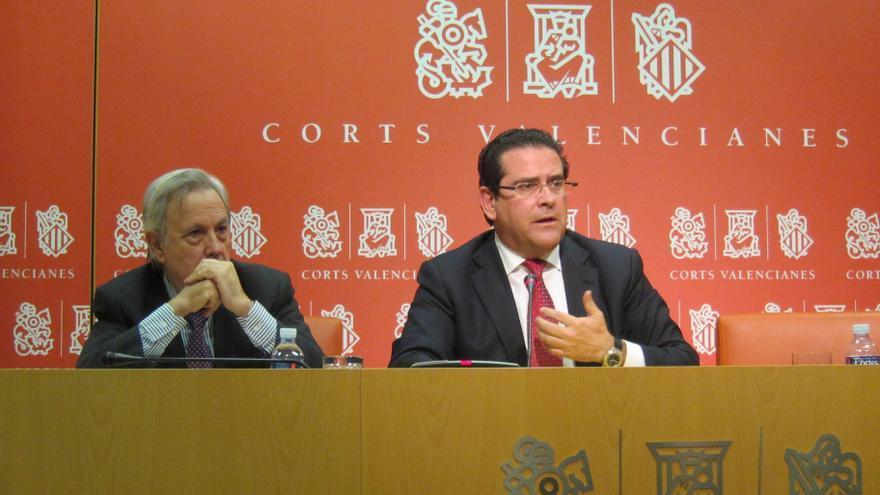 """PP dice que sobresueldos por complementos en las Cortes valencianas son """"legales"""", se declaran y se retiene el IRPF"""