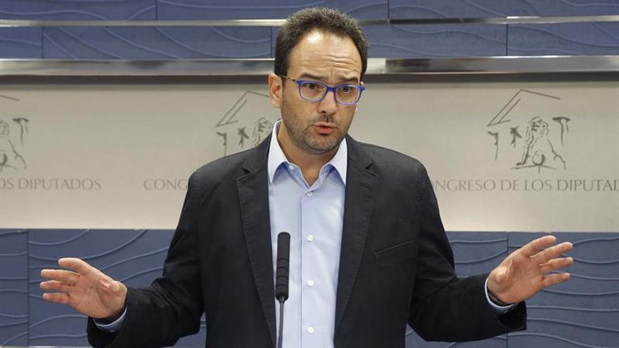 El PSOE pedirá que Rajoy vaya al Congreso si el auto de borrado discos fuese firme