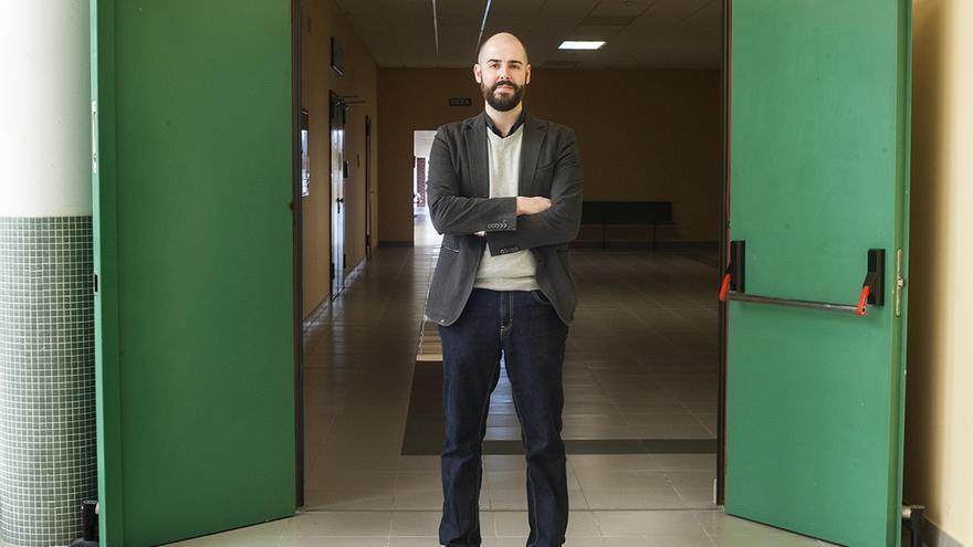 Julio Revuelta. Podemos Cantabria.