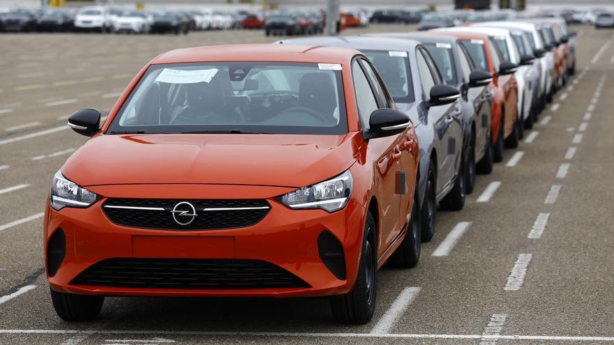 El primer modelo en volver a fabricarse será el Opel Corsa.