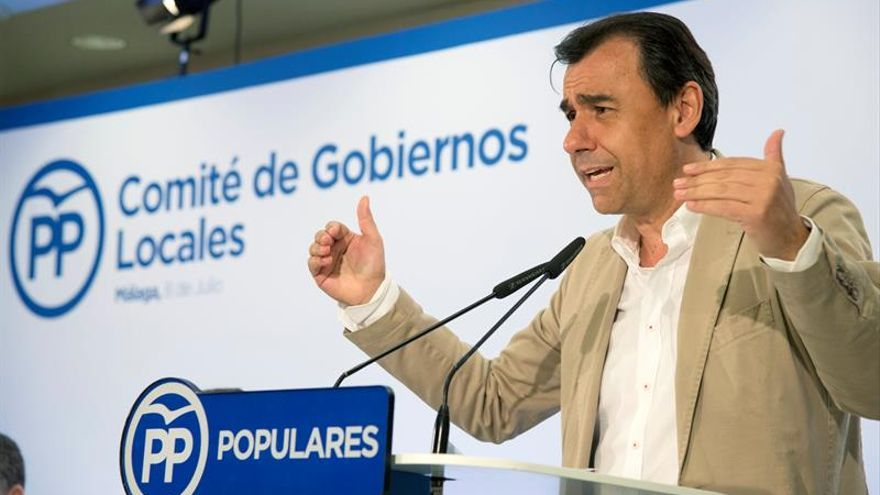"""El PP ve """"impertinente"""" a abogado de Adade, que parece un """"representante de la oposición"""""""