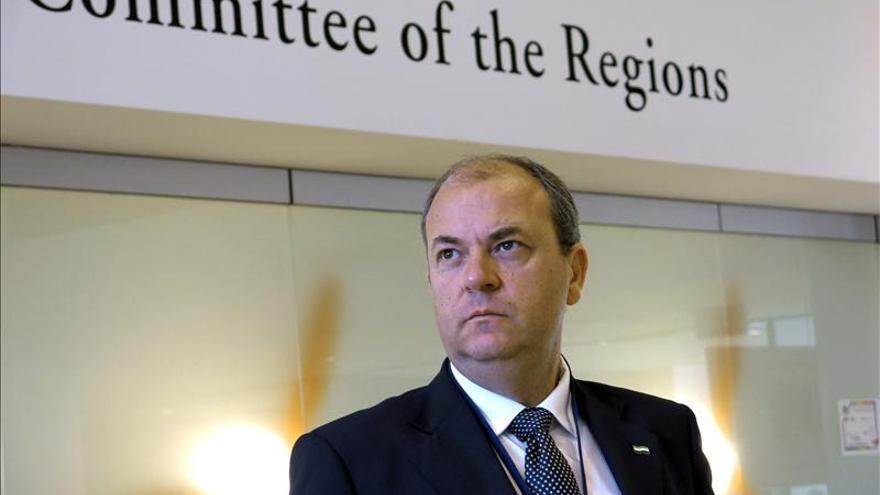 Monago dice que los objetivos de déficit asimétricos desincentivan los esfuerzos