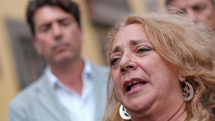 Beatriz Correas, candidata de Ciudadanos a la alcaldía de Las Palmas de Gran Canaria