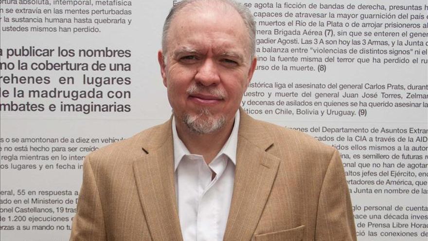 """""""El Puñal"""" de Fernández Díaz, una novela negra """"como la política argentina"""""""