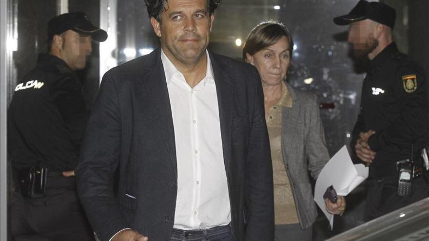 El exalcalde de Collado Villalba paga su fianza para no ingresar en prisión