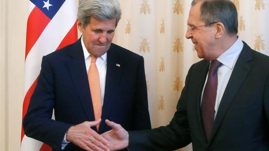 Rusia y EEUU acuerdan intensificar sus esfuerzos para el alto el fuego en Siria