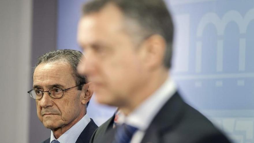 El consejero Toña informó a Urkullu de sus visitas a un preso de ETA