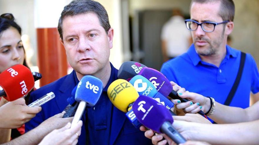 """Page expresa su convicción """"absoluta"""" de que Griñán es una persona """"íntegra"""""""