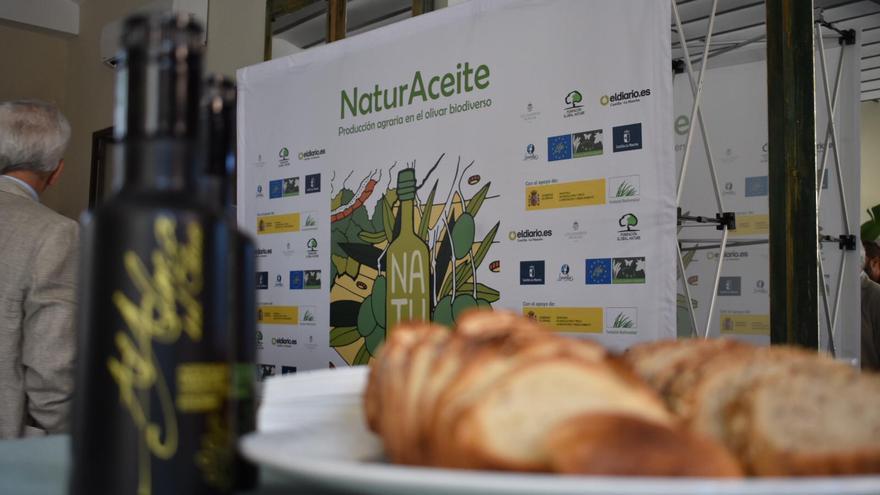 Aceite de oliva en Naturaceite