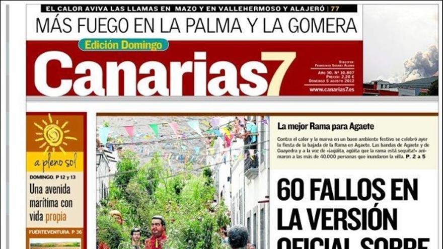 De las portadas del día (5/08/2012) #2