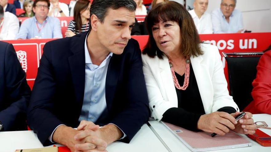 Sánchez promete estabilidad y elecciones con su moción que se vota el viernes