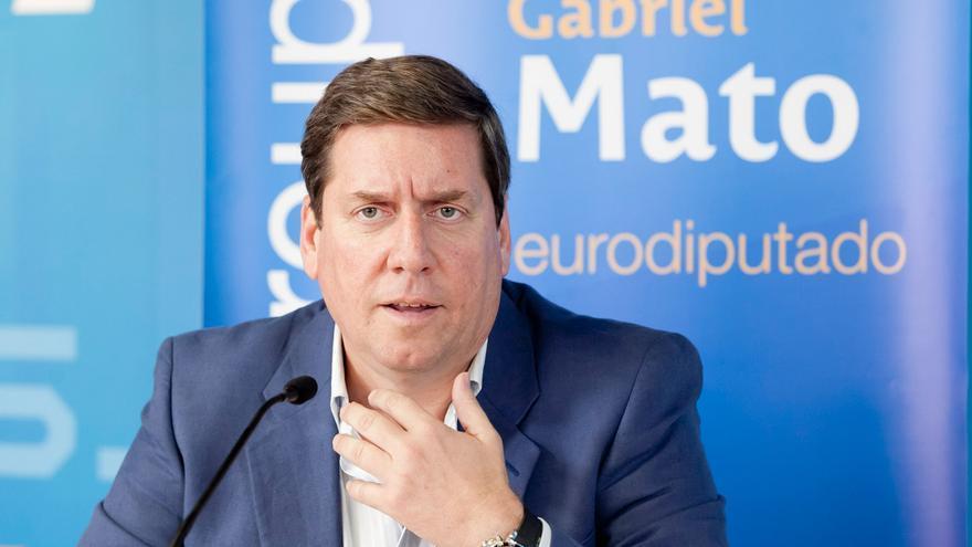 Gabriel Mato, eurodiputado del PP afincado en Canarias
