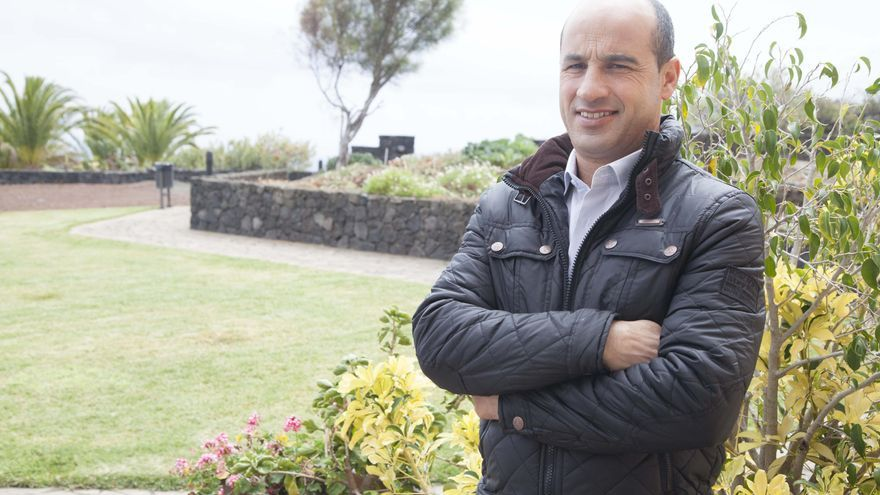 Ángel Tomas Hernández Armas, portavoz del PP en el Ayuntamiento de El Paso.