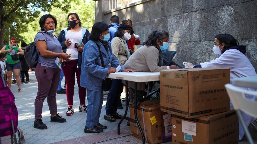 """Las despensas solidarias alertan: """"El hambre no se va de vacaciones"""""""