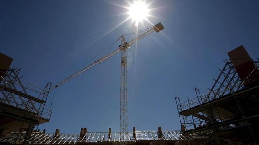 Los visados para la construcción de viviendas crecen el 30 por ciento hasta abril
