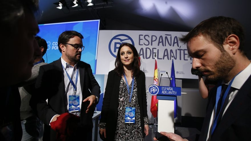 """Levy (PP): """"Pablo Casado tiene mi confianza y lo más importante, mi amistad"""""""
