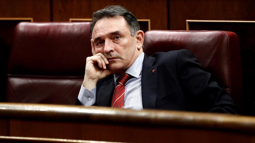 Imagen de recurso del diputado de Unidas Podemos-En Comú Podem-Galicia en Común, Enrique Santiago.
