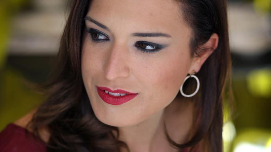 Alicia Moreno, Fallera Mayor de Valencia