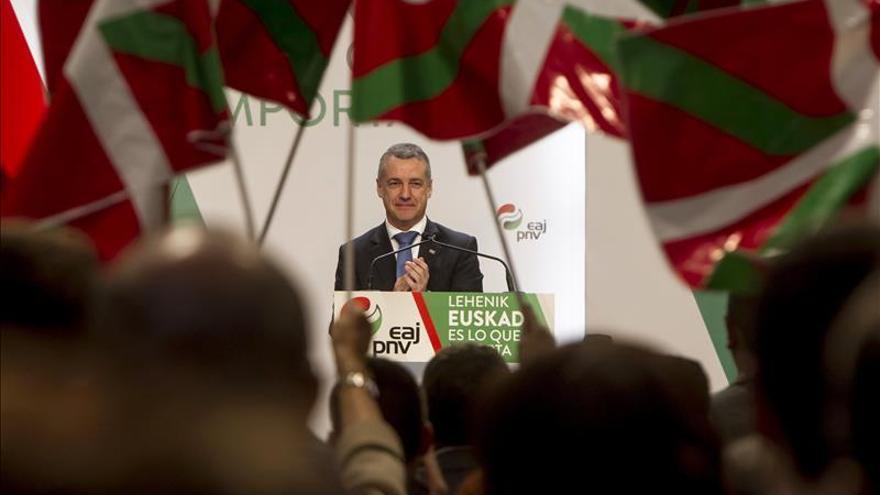 Urkullu: Euskadi debe seguir avanzando en su autogobierno en 2016