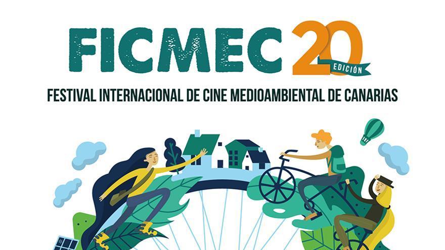 Cartel de la edición de 2018 del FICMEC