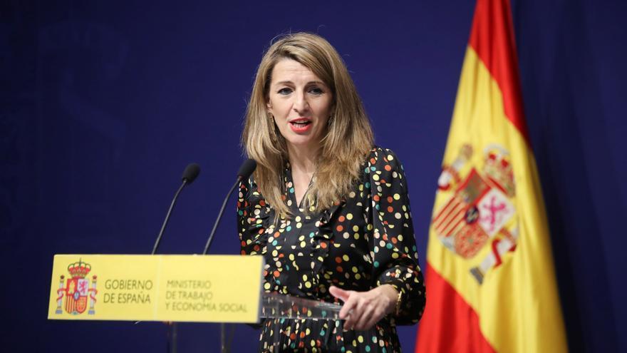 Díaz será vicepresidenta tercera por debajo de Calviño