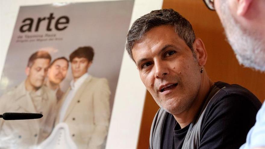 """Roberto Enríquez, Cristóbal Suárez y Jorge Usón regresan al Pavón con """"Arte"""""""