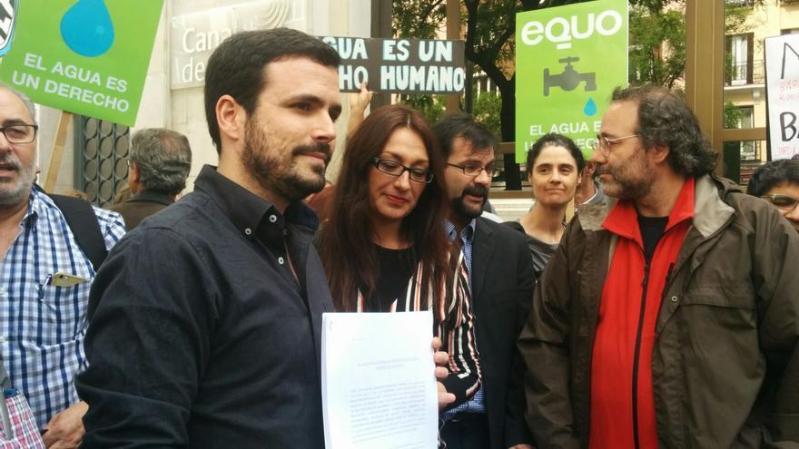 Izquierda Unida solicita la imputación de Esperanza Aguirre en la Operación Lezo