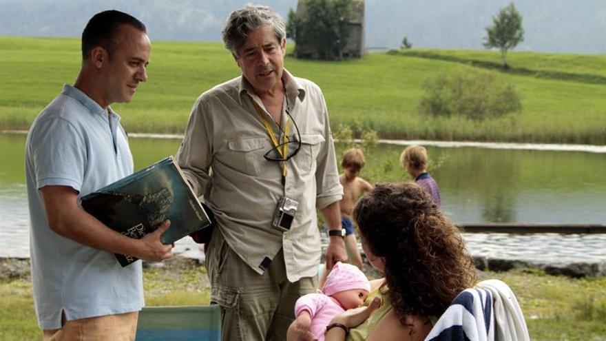 Carlos Iglesias quiere seguir hablando de emigración en su próxima película