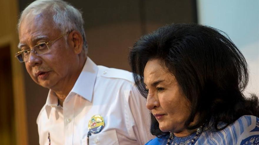 1MDB asegura que no tiene fondos en EE.UU. tras denuncia por mil millones