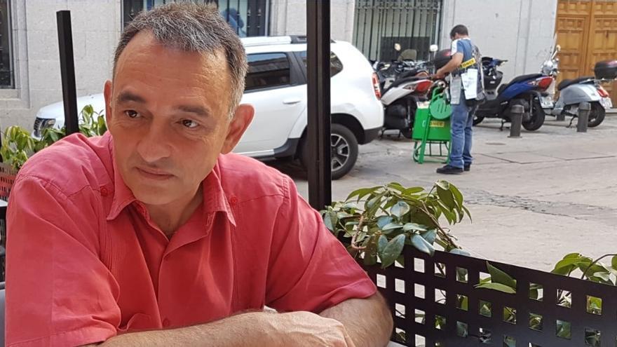 """""""Al PSOE, cuando conquista las instituciones, le tiemblan las piernas para hacer cambios estructurales"""""""