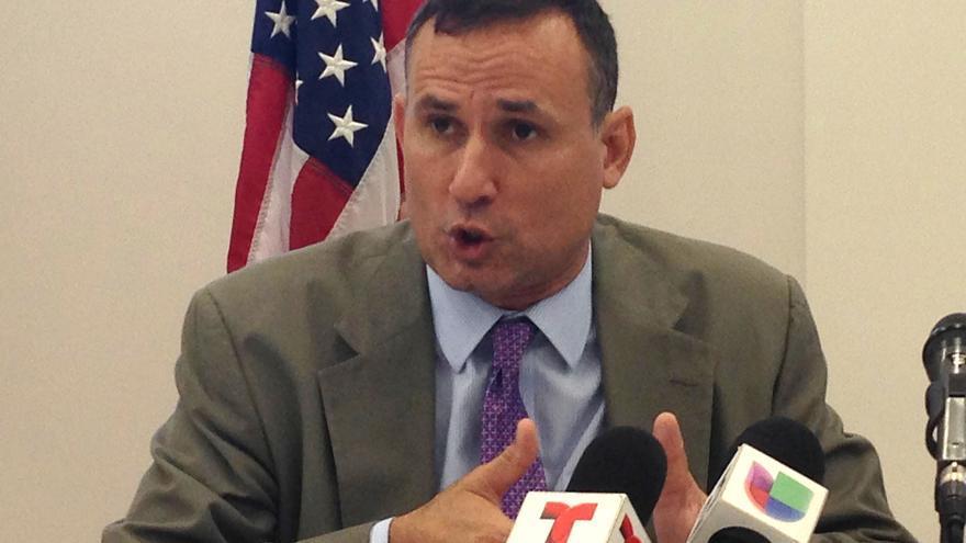 El opositor cubano Ferrer cumple 14 días de ayuno y niega haber recibido comida