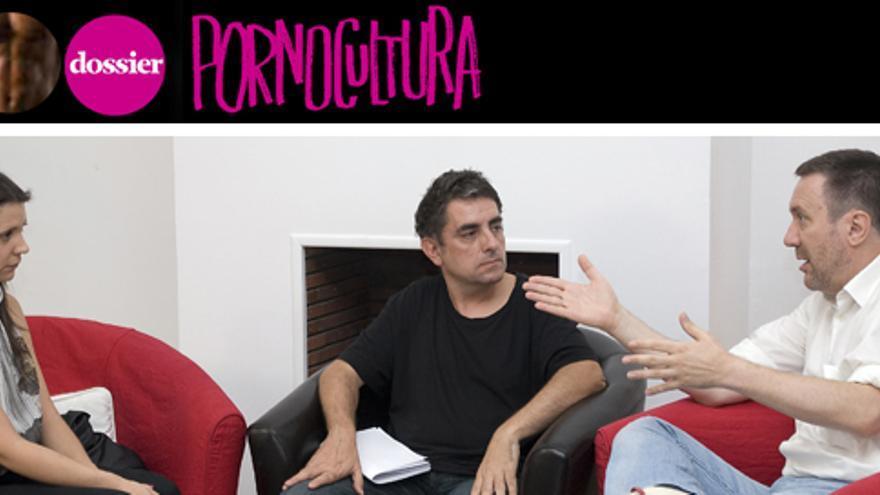 Aixa de la Cruz, Jordi Costa y Luisgé Martín. Fotos: Alejandro Lamas