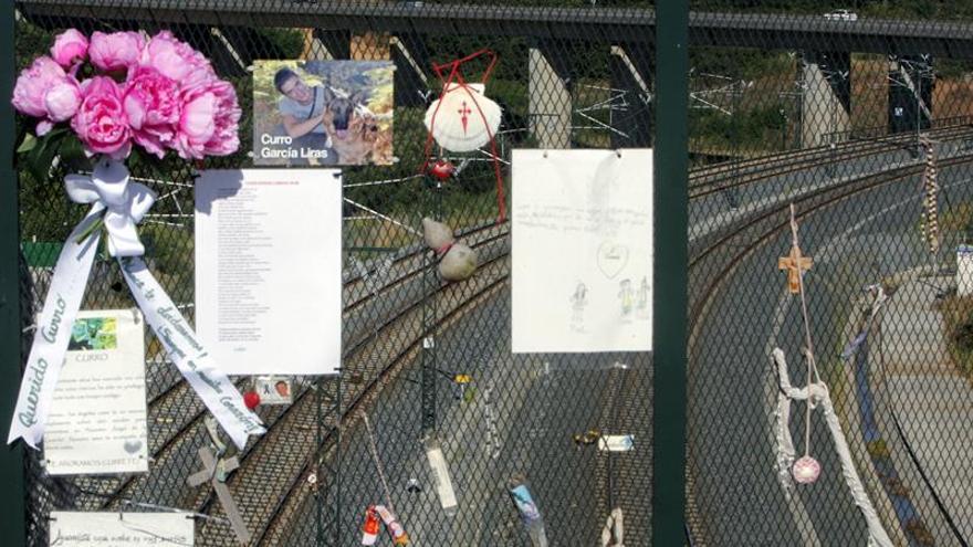 """Angrois recuerda el accidente después de tres años """"sin descanso"""""""