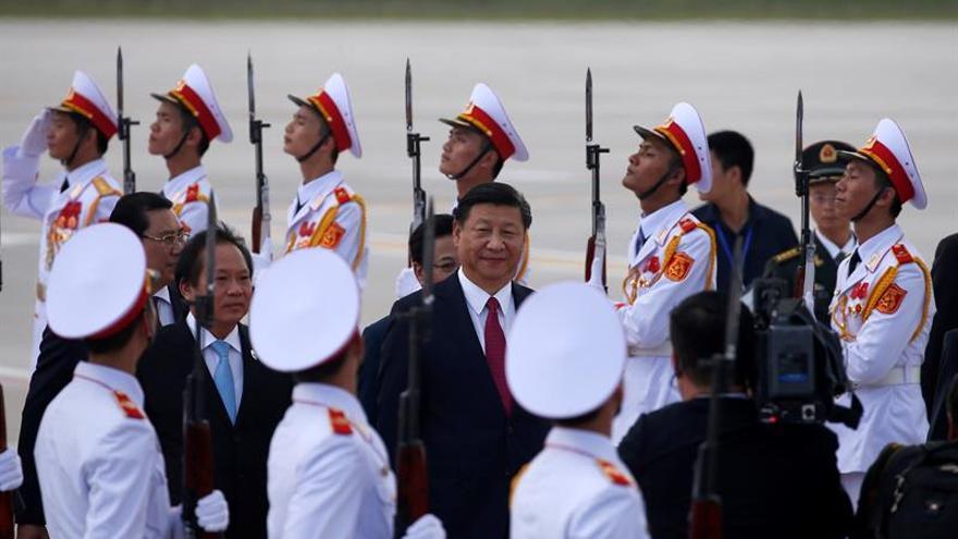 Xi defiende en el APEC la globalización frente a la postura de Trump