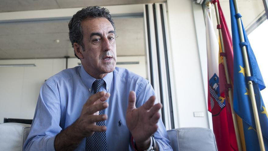 Francisco Martín volvió al Gobierno de Cantabria esta legislatura. | JOAQUÍN GÓMEZ SASTRE