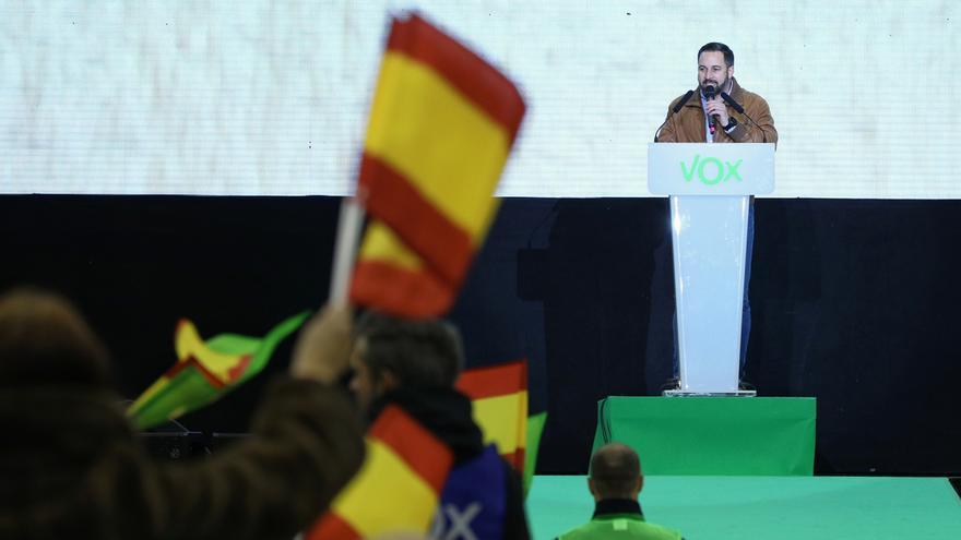 """Abascal augura un """"vuelco"""" en las urnas y recuerda que las encuestas ya se equivocaron en Andalucía"""