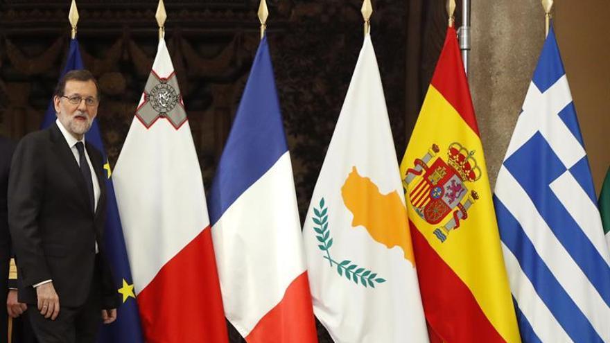Rajoy inicia con un viaje a Brasil un trimestre plagado de citas internacionales