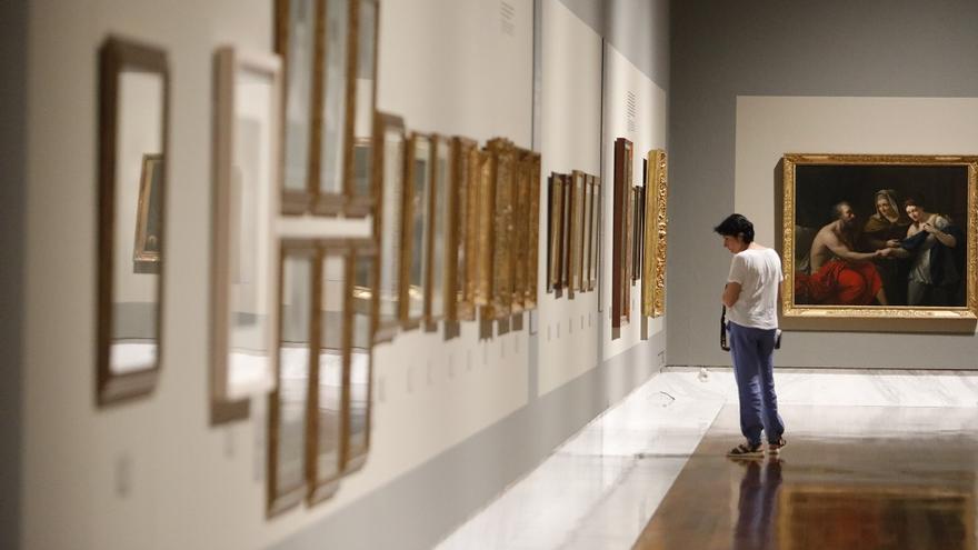 Exposición de Vicente Rodes en el Museo de Bellas Artes de Valencia