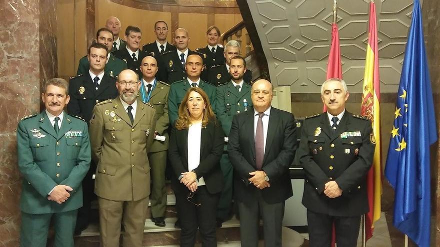 La Delegación del Gobierno en Navarra celebra el Día de la Constitución