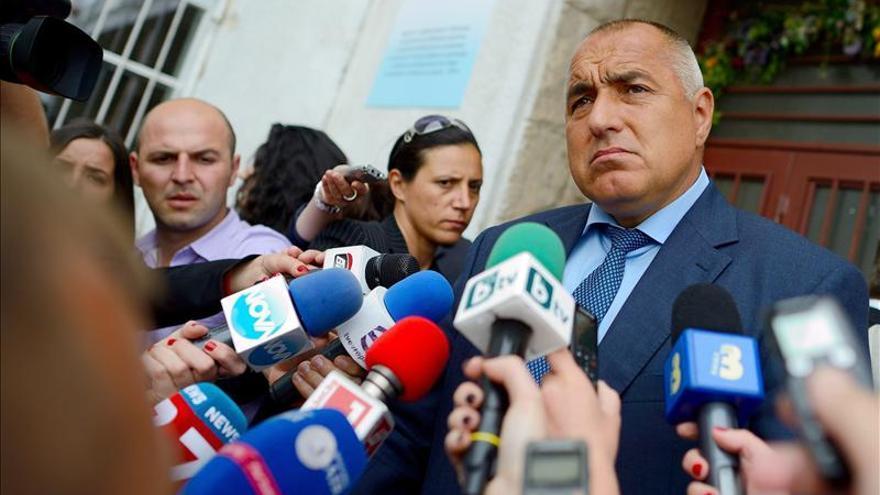 El exprimer ministro búlgaro pide la anulación de las elecciones del domingo