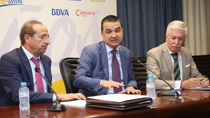 El consejero de Agricultura, Medio Ambiente y Desarrollo Rural, Francisco Martínez Arroyo, clausuraba la Asamblea General Ordinaria de AVICAM