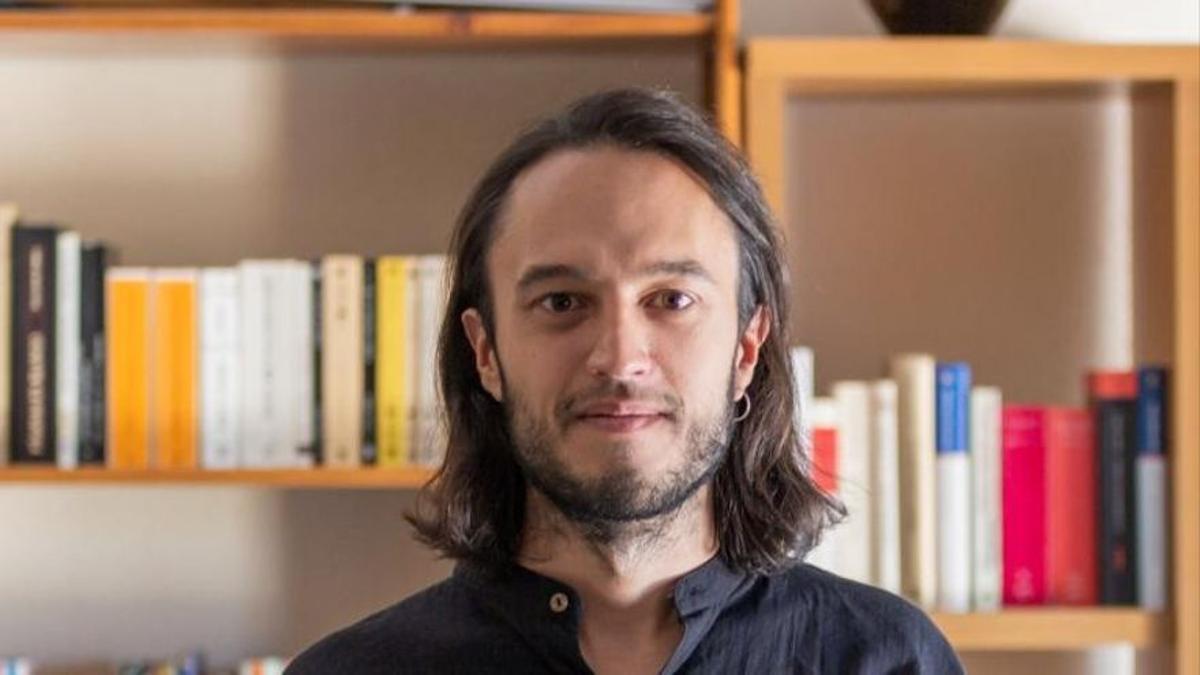 El autor Alberto Guirao