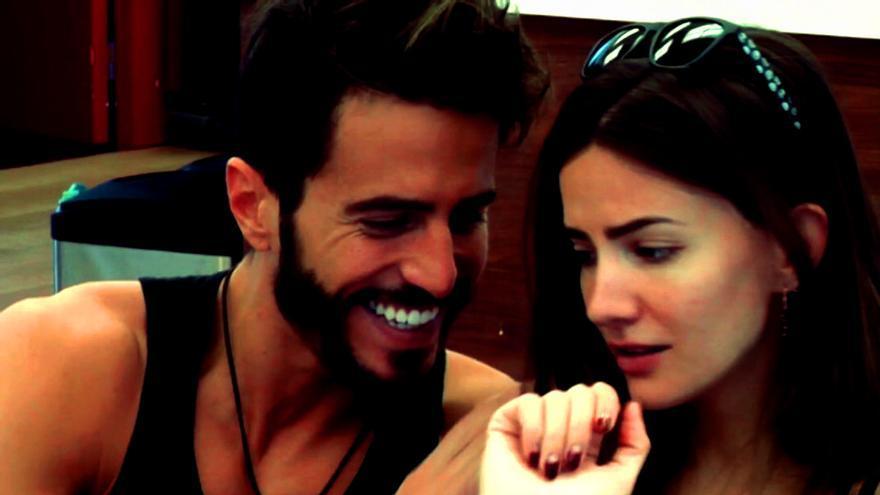 Marco y Aylén, en  'GH VIP'