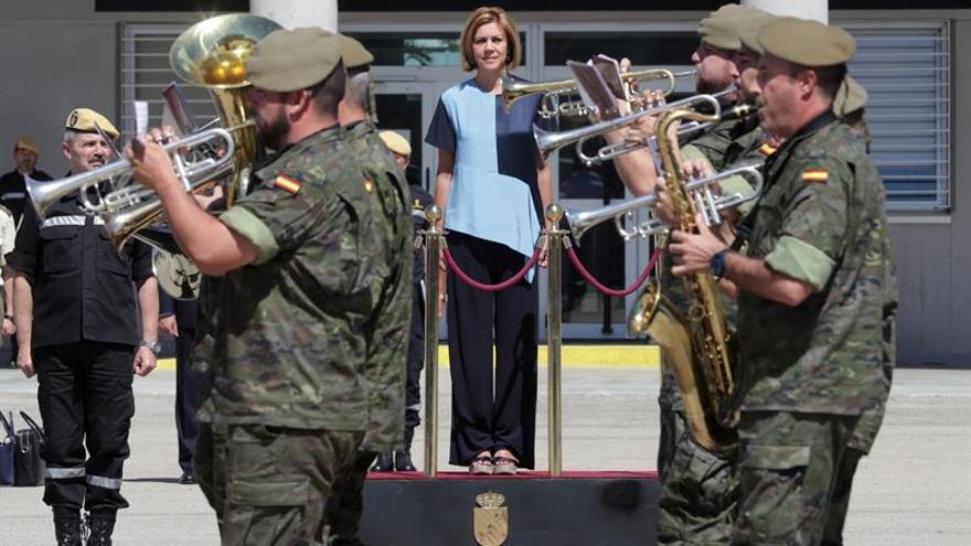 Defensa promueve el lema #orgullososdeserespañoles para la Fiesta Nacional