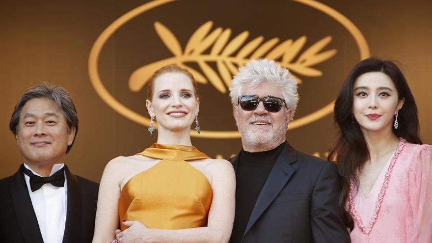 Almodóvar anuncia hoy la Palma de Oro del 70 Festival de Cannes