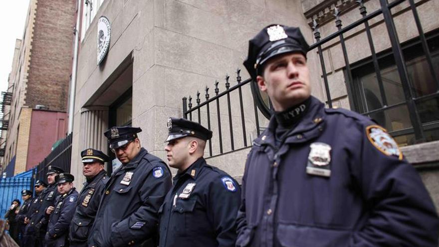 Refuerzan la seguridad en Nueva York ante las elecciones presidenciales