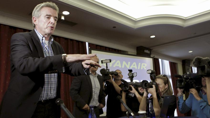 Ryanair dice que un informe irlandés le sitúa a la par de las aerolíneas más seguras
